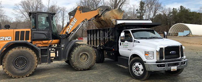 Southern MD Landscape Supply Delivery